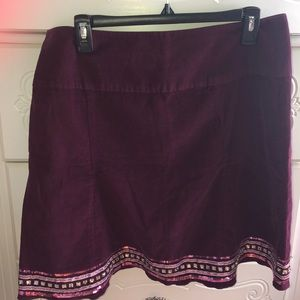 American eagle skirt size 8, worn once
